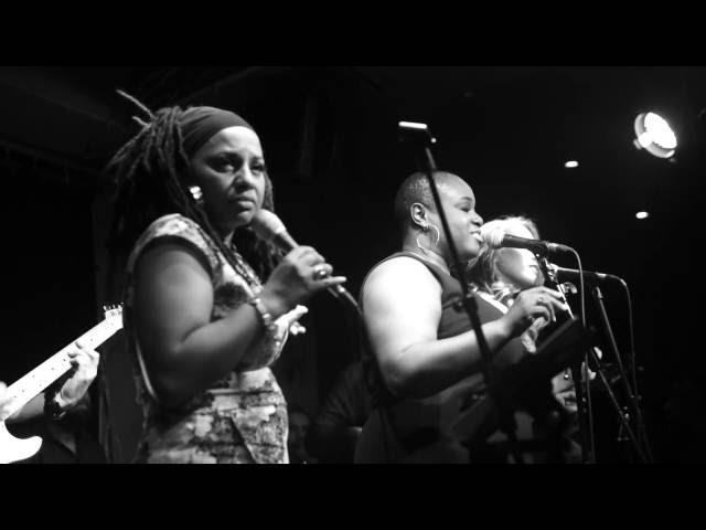 Imaani - Rapture (live at The 606 Club, London)