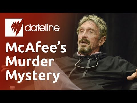 McAfee's Murder Mystery