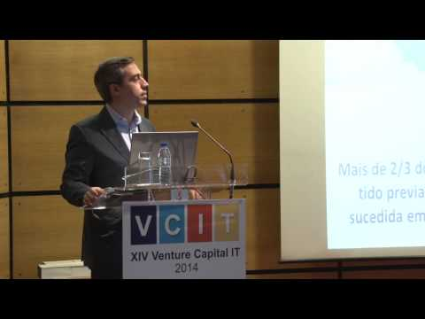 Intervenção de Paulo Andrez no XIV Venture Capital IT