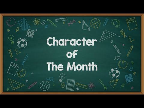 Character of The Month | Agustus 2020 | Kejujuran