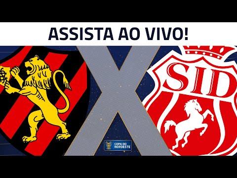 Veja como assistir a Sport x Imperatriz, nesta quinta-feira, pela Copa do Nordeste 2020