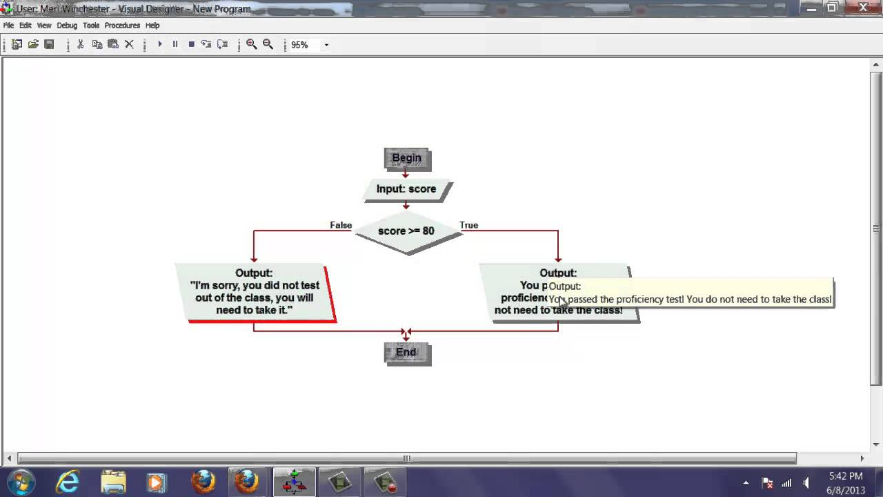 Merihelp simple if statements in visual logic also youtube rh