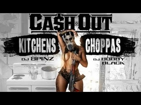Ca$h Out -  Close The Door Feat.  PMG & Rich The Kid( Kitchens & Choppas Mixtape)