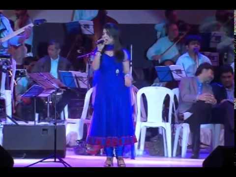 Singer Supriya Joshi