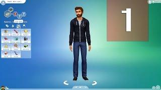 Sims 4 - #1 - Мама, я бандит :)