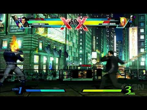 Ultimate Marvel Vs. Capcom 3 Game Review