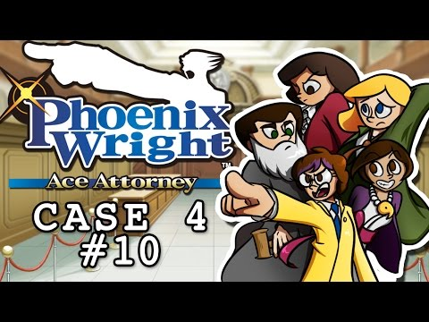 THE TOOL'S OF A GREAT DETECTIVE!-Let's Play Phoenix Wright Ace Attorney Case 4 Part 10