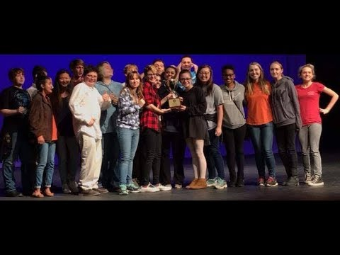 LaGrange Academy  - One Act Play Competition - 11/2/2017