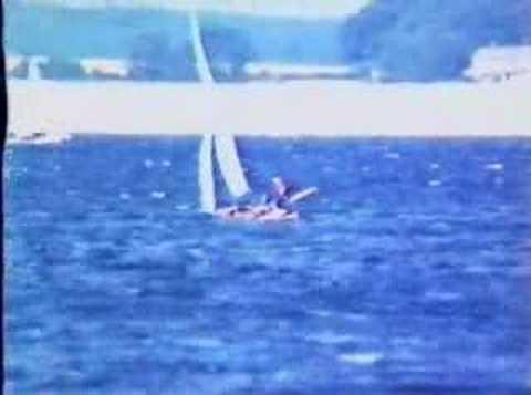 International Canoe Vintage Footage