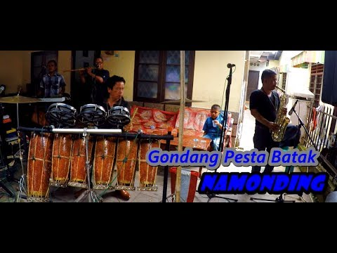 TOP! 👍 - Gondang Batak Panomu Nomuon - Bang Sidabutar (Grup Musik Hasian Siantar) | Batak Dance