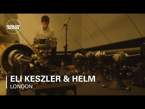 Eli Keszler & Helm V&A Museum x Boiler Room Live Show