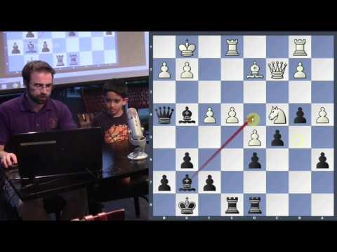 Arjun Plays the Benoni | Strategy Session with Jonathan Schrantz