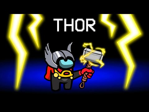 New THOR Role In Among Us!