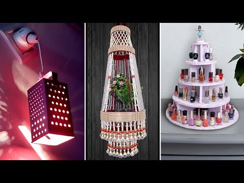 6 Useful Living Room Decor Ideas !!! DIY Projects