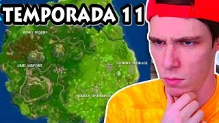 FORTNITE: Temporada 11. Lo que EPIC GAMES ha ocultado.