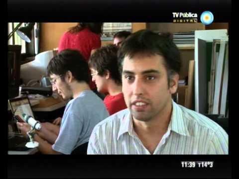 Científicos Industria Argentina - 20-05-12 (1 de 4)