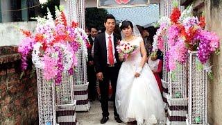 Đám cưới ở Thụy Phong Thái Thụy Thái Bình Part 3