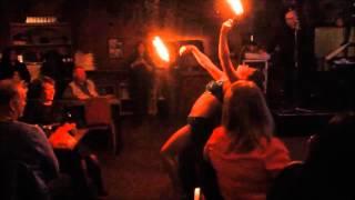 Fire Belly Dancer CRYSTAL SANTANA