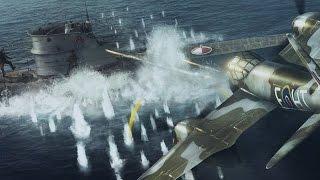 War Thunder - Mosquito 57mm GROUND STRIKE! War Thunder Gameplay
