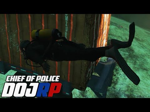 DOJ Chief of Police - Underwater Dive Team! - EP.10