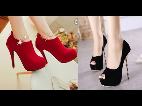 Top 10 amazing high heels 2017-2018| The most beautiful ...