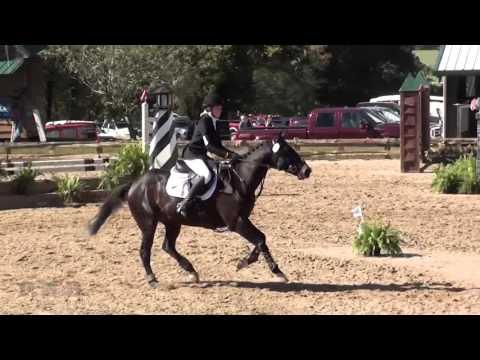 Ryan Fuller & SmartMoves      Texas Rose Horse Park Fall Horse Trials 2015
