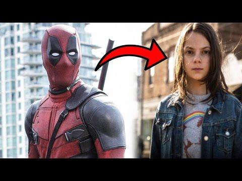 ¿X-Force Sera la Nueva Pelicula de Marvel?- Deadpool, Laura x-23