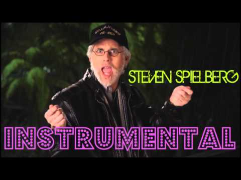 〈 Instrumental 〉 Steven Spielberg's Rap Beat (Steven Spielberg vs Alfred Hitchcock) ERB Season 4