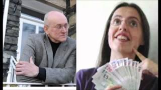 Co-Op bank lady calls the Respected Gentleman