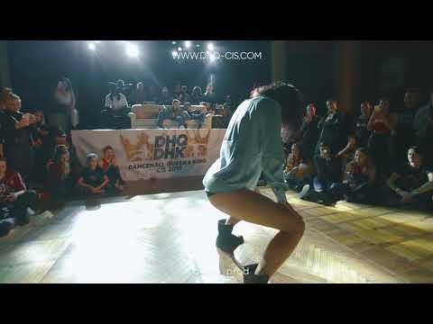 Bbw dancehall queen