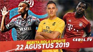 Sturridge  Gabung Trabzonpor 🔴 Lille Siap Tampung Renato Sanches  🔴 PSG Ingin Gaet Keylor Navas