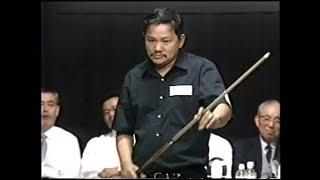 2001 Tokyo 9-ball Final Efren Reyes vs Niels Feijen