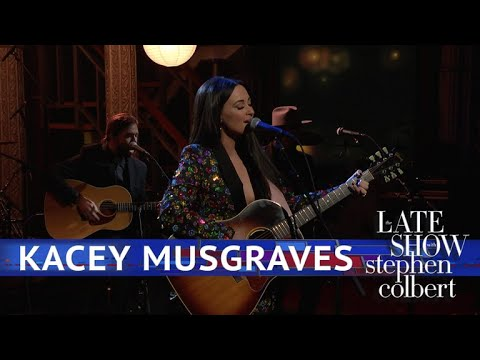 Kacey Musgraves Performs Slow Burn