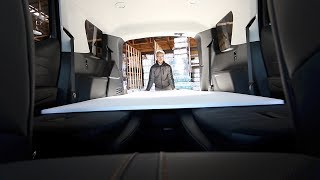 WILL IT FIT?? 2018 Chevrolet Traverse PLYWOOD TEST