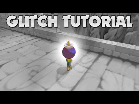 NEW Bomb Barrier Skip Tutorial - Zelda: The Wind Waker Glitches