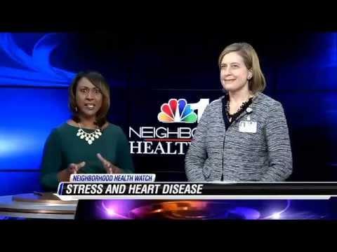 HCA Neighborhood Healthwatch Stress and Heart Disease