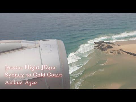 Flying Post Lockdown  - Jetstar Sydney to Gold Coast A320