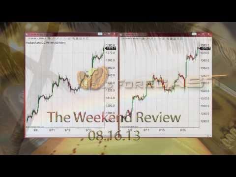Gold Forecast 8.16.13 Gold to break 1400