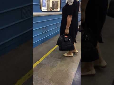 Riding Tashkent Metro