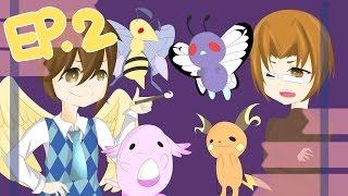 【堯の實況】跟法師來畫神奇寶貝【Draw Pokemon】EP2 — 太誇張啦