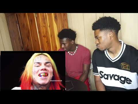 "6IX9INE ""Tati"" Feat. DJ SpinKing REACTION!!!"