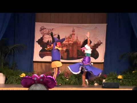 Interview with Esmeralda and Clopin!