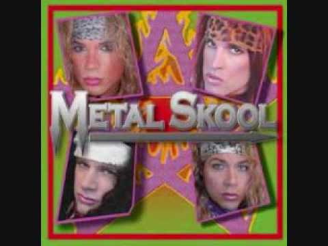 Metal skool big boobs