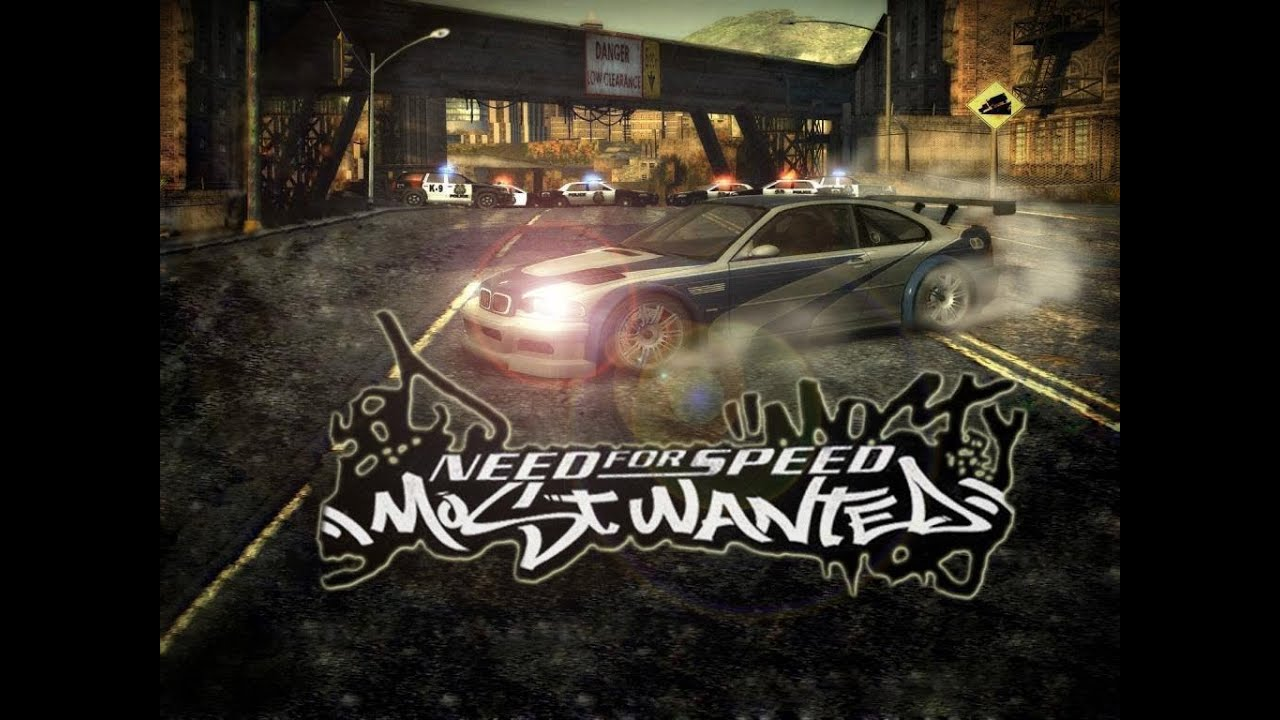 Group Of Need For Speed Most Wanted Black Edition Wallpaper
