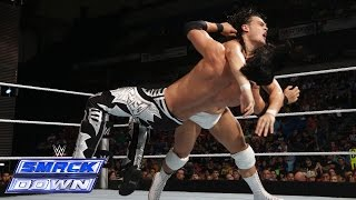 Justin Gabriel vs. Bo Dallas: SmackDown, September 12, 2014