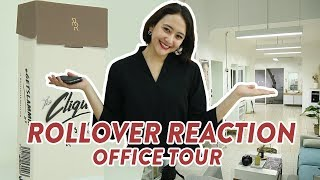 Main Ke Kantor Rollover Reaction FD Office Tour