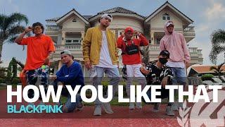 HOW YOU LIKE THAT by Blackpink | Zumba | KPop | TML Crew Toto Tayag