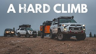 The 4Runner continues to AMAZE us in New Mexico S2:E11