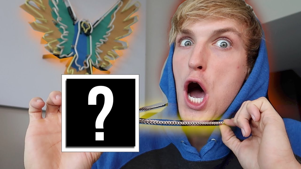 Image result for what logan paul bought maverick chain