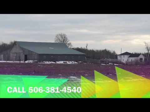 500 acre Farm for sale South Eastern New Brunswick